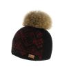 Модные узоры на шапках 2015