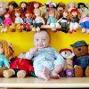 Какие игрушки нужны ребенку старше 9 месяцев