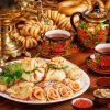 Русская кухня — особенности и преимущества