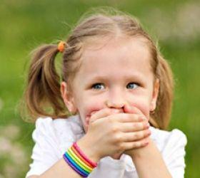 Что делать, если ребенок матерится?
