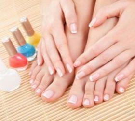 Как сделать ногти на ногах идеальными