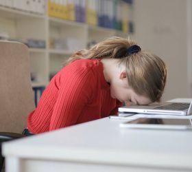 Из-за чего может упасть продуктивность на работе
