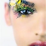 бабочка, весенний вариант